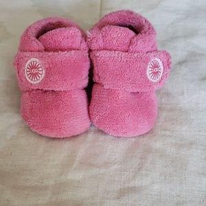 Ugg baby booties